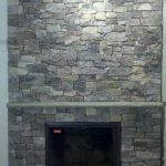 Susi Builders Supply Stone fire place