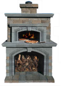 Masonry Fireplaces Susi Builders Supply Of Western Pa