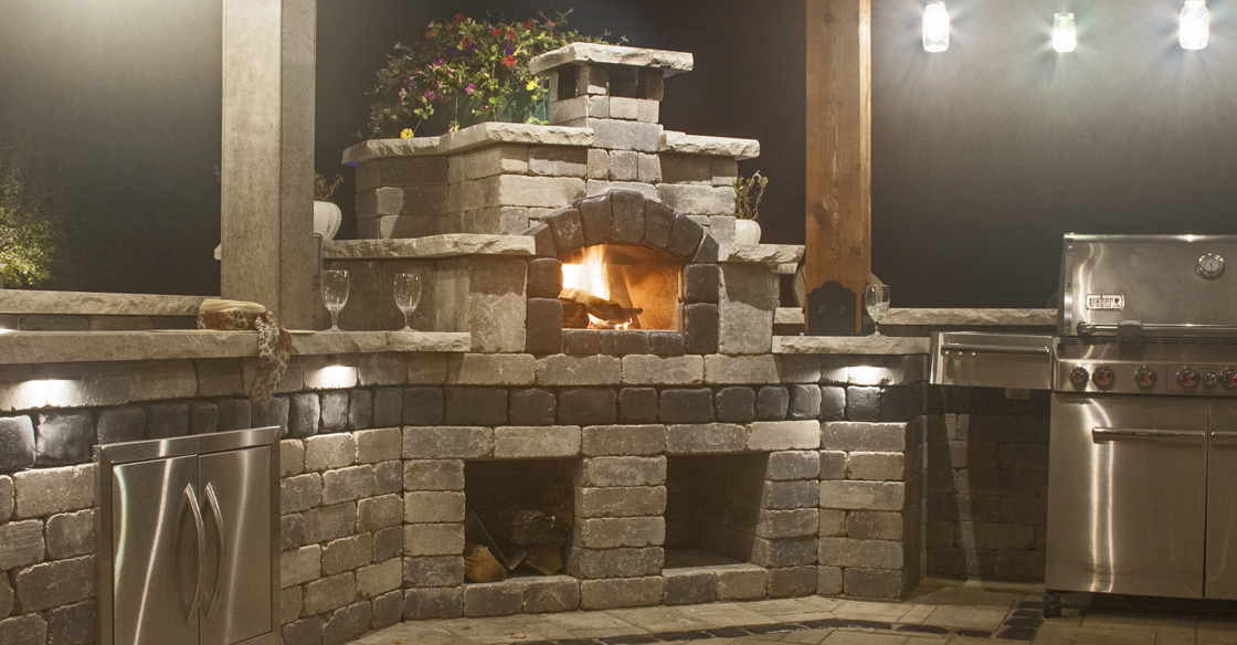 Firerock susi builders supply of western pa 888 962 for Firerock fireplace cost
